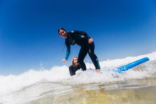 Melides, Portugal: Surf lesson