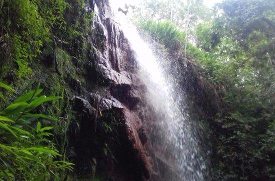Brotas, SP: Cachoeira Sto. Antonio