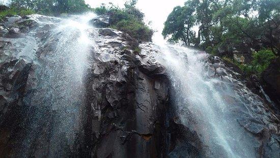 Brotas, SP: Cachoeira da Roseira