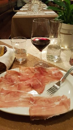 San Daniele del Friuli, إيطاليا: Osteria La Pergola