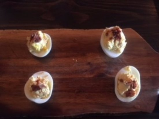 Cypress, Teksas: Deviled eggs