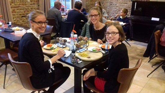 Waregem, Belgien: Geniet van een superheerlijke cowboy-steak (op zaterdag)