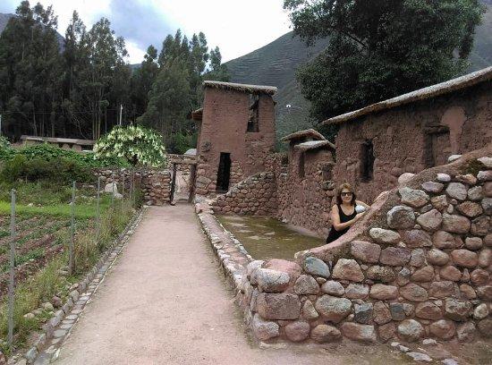 Región Cuzco, Perú: Ruinas en Urubamba - Cuzco impresionante y místico.