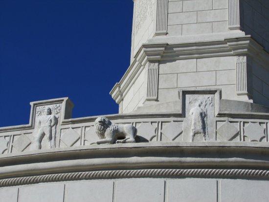 Tropaeum Traiani Monument: various actions 6