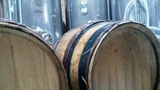 Waregem, Belgien: Een mooi gamma Barrel Aged bieren op de kaart ...