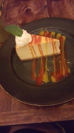 cheesecake (so delicious)