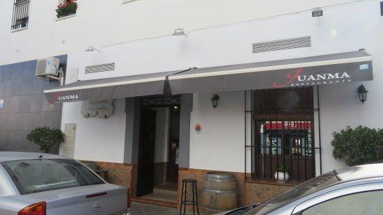 Lomo de atun obr zek za zen casa juanma restaurante - Casas en los palacios y villafranca ...