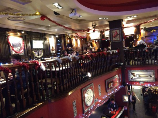 Hard Rock Cafe Paris: HRC Paris