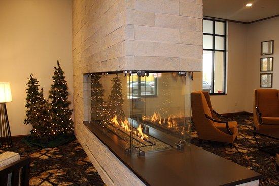 Harris, MI: Lobby Lounge