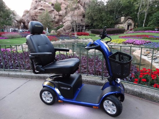 Celebration, FL: mobility scooter rental disney orlando florida