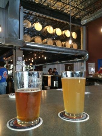 Rio Bravo Brewing Company: They have a wonderful selection of beers.