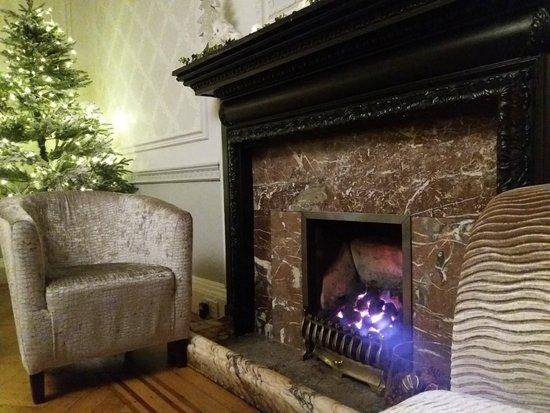 Clayton-le-Moors, UK: lounge