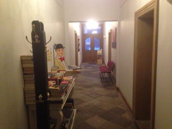 Schoeppingen, Niemcy: Eingangsbereich Gang des Nebenhauses