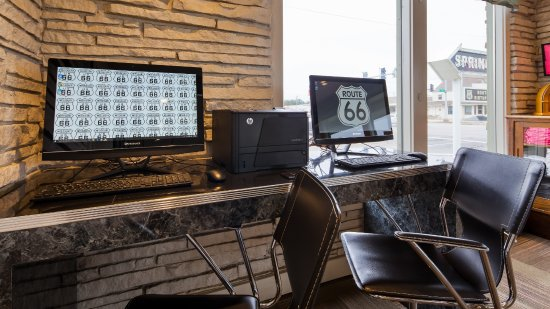 Best Western Route 66 Rail Haven $65 ($̶8̶4̶)   UPDATED 2017 Prices U0026 Hotel  Reviews   Springfield, MO   TripAdvisor