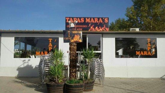 Bormujos, España: Maras Tapas