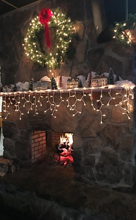 Latrobe, PA: Warm up with us!!! Cocktails near the Fire Place