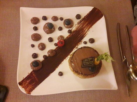 La Table du Grand Marché : dessert