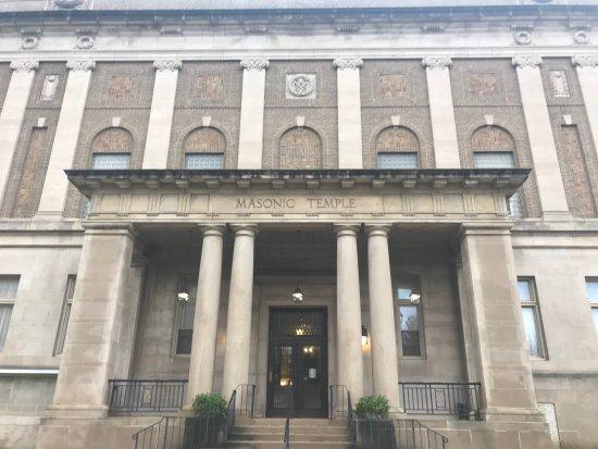 Masonic Temple - Picture of Terre Haute Masonic Temple