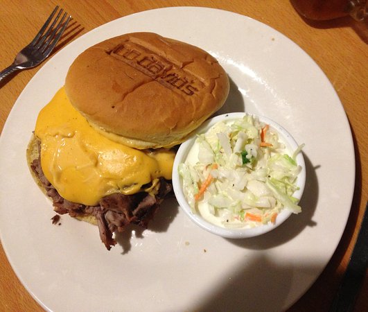 Lake Placid, FL: Roast Beef with Beer Cheese