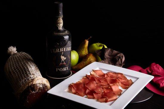 Mozzo, อิตาลี: Vineria74 Cucina Toscana