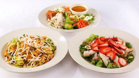 Conway, AR: Fresh Made Salads