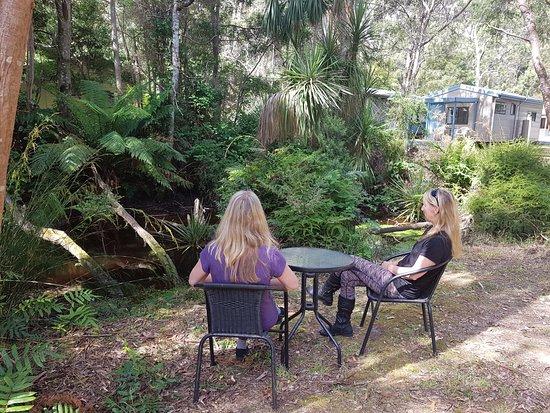 Strahan Holiday Retreat : Beautiful setting