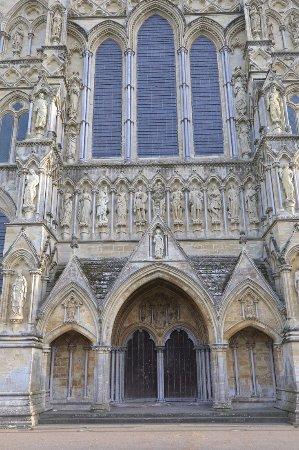 Σόλσμπερι, UK: Salisbury Cathedral