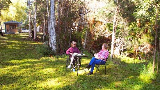 Strahan Holiday Retreat : Peaceful Setting