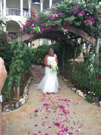 Catcha Falling Star: wedding