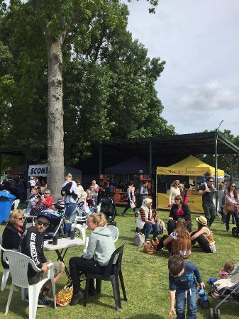 Yarra Glen Racecourse Market - Craft Markets Australia
