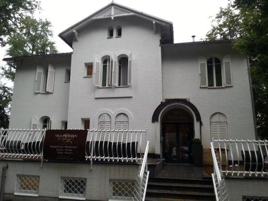 Vila Preseren