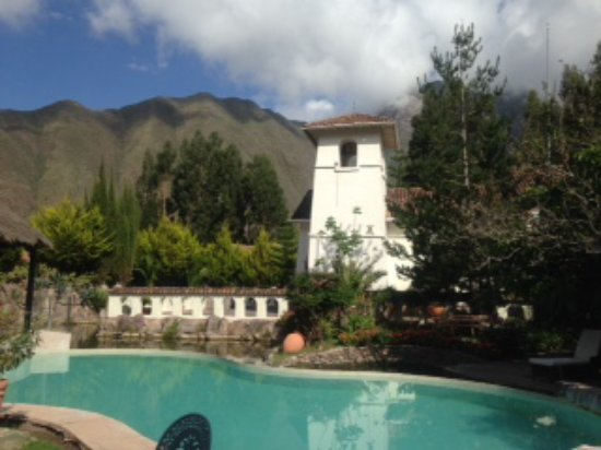 Aranwa Sacred Valley Hotel & Wellness: The small chapel is perfect for weddings or quiet contemplation.