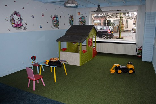 Leidschendam, The Netherlands: Children's corner