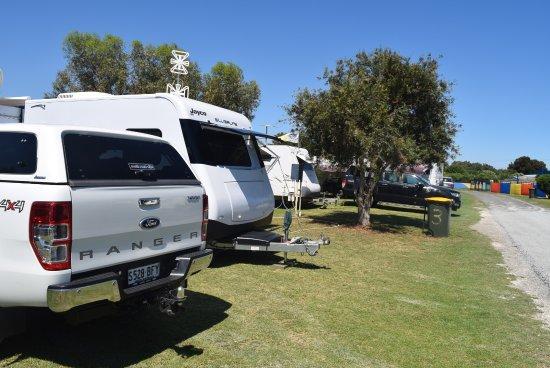 Goolwa, Avustralya: Caravan Park Sites