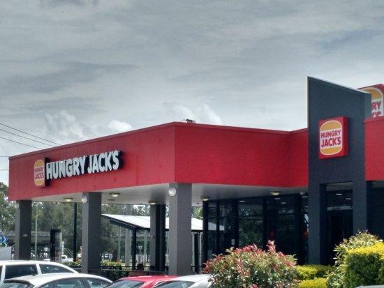 Grafton, Australia: Good location on the highway