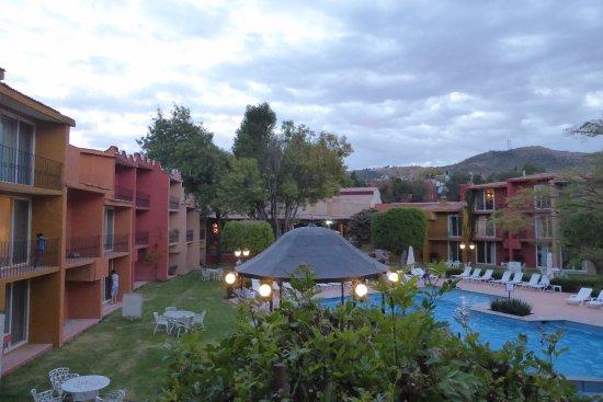Real de Minas San Miguel de Allende: habitaciones y aberca