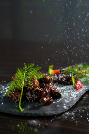 Olinda, Австралия: Sweet and Sour BBQ Ribs shanghai Style