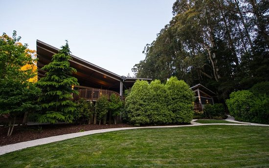 Olinda, Австралия: garden