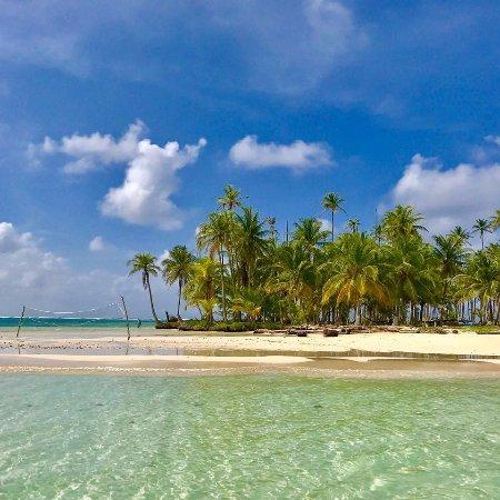 Las Cumbres, Παναμάς: Morodub (Isla Tortuga en los Cayos Holandeses)