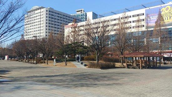 Goyang, South Korea: park2