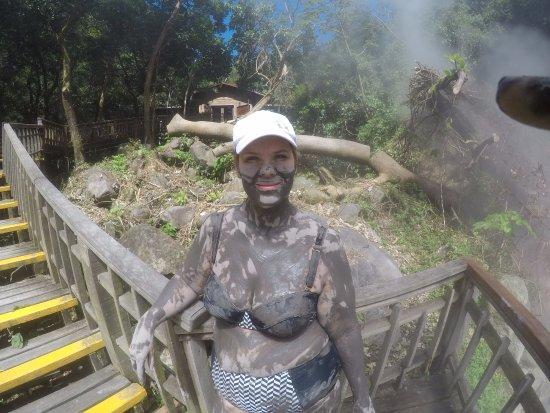 Golf von Papagayo, Costa Rica: Where's the Shower?