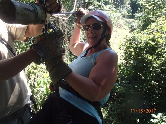 Golf von Papagayo, Costa Rica: Having a Blast
