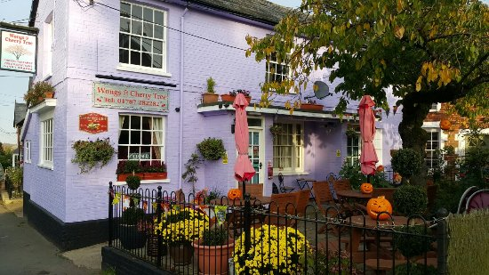 Sudbury, UK: Wongs @ Cherry Tree