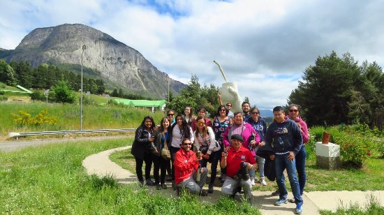 "Coyhaique, Chile: Ruta ""Vive nuestra historia"""