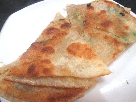 Flat Bread, Chili Garden, Milpitas, Ca