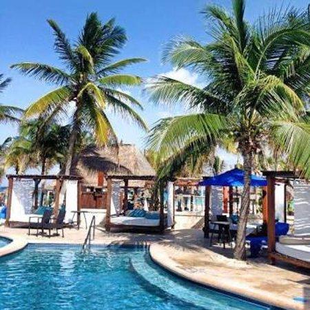 Sandos Playacar Beach Resort Cancun