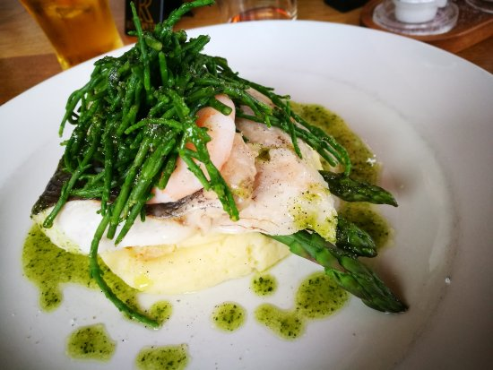 Rydon Inn: Eat up your greens