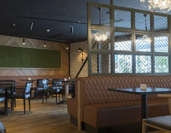 Pillo Hotel Ashbourne: Bar/Lounge