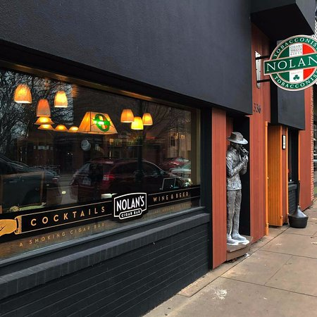 Traverse City, MI: Nolan's Storefront