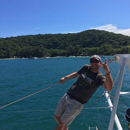 Chalong, Thailand: Une croisière au top! Personnel au top patron hyper sympa! SUPERBE journée un des meilleurs depu